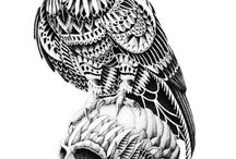 Eagle tattoos / Eagle tattoos
