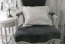 Louis chairs / by Rachel Silk