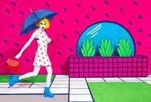 inspiration Roy Lichtenstein