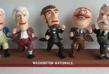 Presidential Bobbleheads / Bobbleheads of the Nation's President brought to you by the National Bobblehead Hall of Fame and Museum. www.BobbleheadHall.com