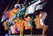 Saint Seiya  / Saint Seiya (聖闘士星矢(セイントセイヤ) Seinto Seiya), also known as Saint Seiya: Knights of the Zodiac or simply Knights of the Zodiac, is a Japanese manga series written and illustrated by Masami Kurumada and serialized in Weekly Shōnen Jump from 1986 to 1991,and adapted into an anime TV series by Toei Animation from 1986 to 1989.