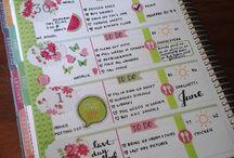 happy planner inspiration