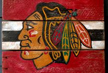 Blackhawks & Hockey! / This boards all about the Blackhawks and once in a while, about someone from another team.  You'll see a lot about Patrick Kane since he's my favorite! / by Beth Shands