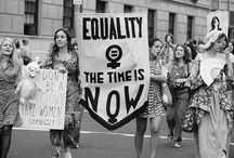 Feminist and Social Justice History