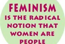 Feminism & Awesome Folk