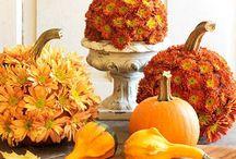 Decorating Fall