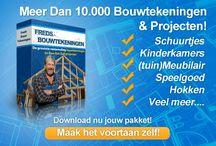 bouwtekeningen / 10.000 Bouwtekeningen Met Stapsgewijze Instructies DHZ Gidsen, Gedetailleerde Uitleg