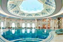 Fantastic swimming pools