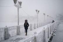 Ciudades muy frías