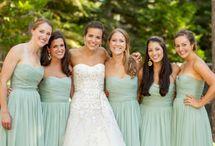 dusty mint wedding for yana
