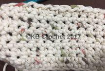 Craft Fair Projects (Crochet)