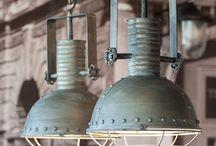 Lampy w stylu industrialnym / Zapraszamy na www.lawendowykredens.pl, gdzie znajdziecie piękne lampy w stylu industrialnym w atrakcyjnych cenach!