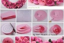 flores feltro como fazer e modelos