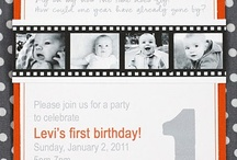 First b-day party ideas