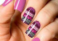 decorado uñas