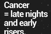 Cancer quote stars sign