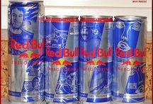 Red Bull Limited Edition Cans