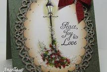 Christmas card Inspiration....