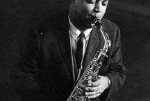 Jazz in monochrome