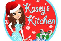 Kasey's Favorite Things / Starting December 1st, follow @KaseysKitchen for your chance to win all these amazing items!