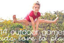 Toddler outdoor play ideas
