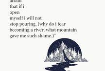 Poem & writings