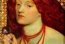Pre Raphaelites