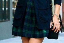 skater dress and skirt