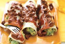 Fiesta Food! / by Monica Fisher