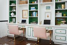 Dolgozószoba - Home office