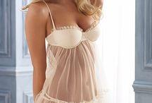 lingerie.