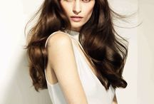 Long curly HAIR - Female - Franck Angellini / Looking for inspiration on long curly hair ?  At Franck Angellini we can help you realise your dream, visit us on www.franckangellini.be and let us create your dream.