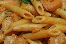 I love pasta.... / Yummy