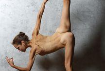 Exercise + sport naked