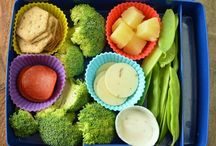 Healthy lunch ideas / by Kimberly Hardy