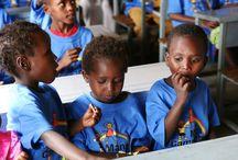 Kindergarten in Ethiopia