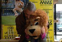 Voor de leeuwen #1 / Bekijk hier de foto's van de eerste editie van het festival Voor de leeuwen. Met dit festival biedt Maas een podium aan jonge makers.
