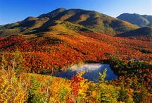 Adirondacks of NY / Photographs of the Adirondack Park in New York State with emphasis on the High Peaks