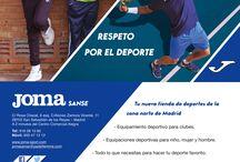 Joma Sanse / Tienda de deportes