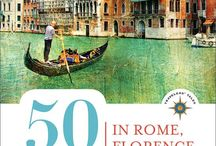 50 Places in Rome, Florence, and Venice Every Woman Should Go / Sneak Preview: Discover the Best Places for Women in Rome, Florence, and Venice, with a savvy traveler girlfriend guiding you along the way.... www.susanvanallen.com -- Available on Amazon, Barnes & Noble, and at your local bookstore