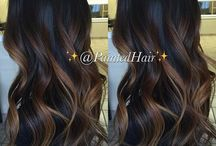 Hairstyles ( caramels)
