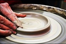 Use your hands to create / About handmade art pottery
