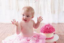 Cake Smash / 1st Birthday Cake Smash!