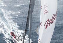 racing yachts