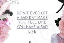 Quotes / #QOTD #MondayMantra