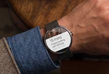 Wearables / Moto 360, Google wear, Google glass, wearable, iWatch