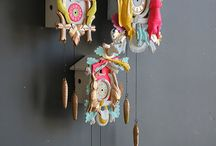 Cuckoo clock love
