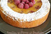 Gâteau citron