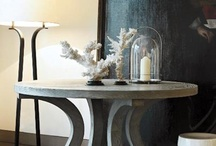 pedestal tables / by Steven Hampson Fine Furniture
