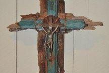 Beautiful Crosses----awesome ideas